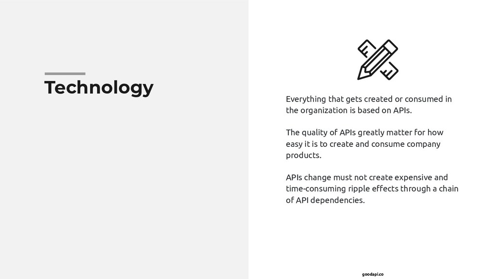 goodapi.co Everything that gets created or cons...