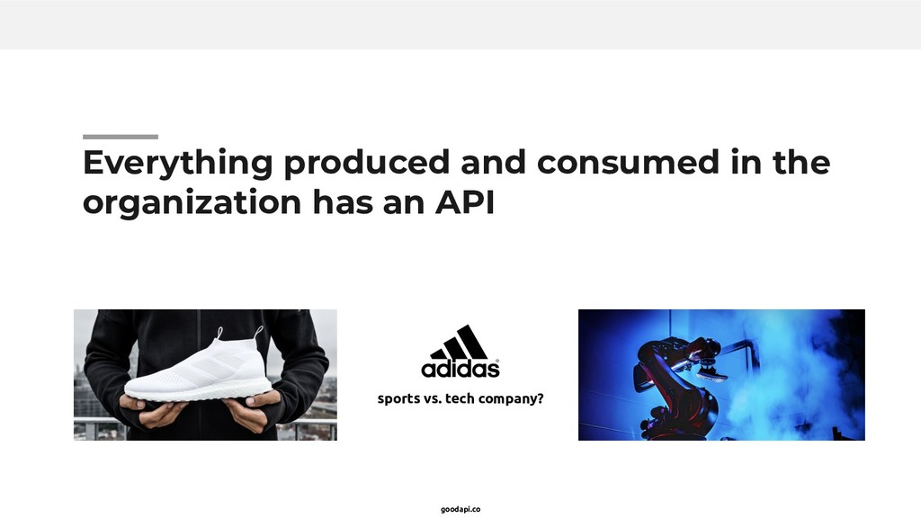 goodapi.co Everything produced and consumed in ...