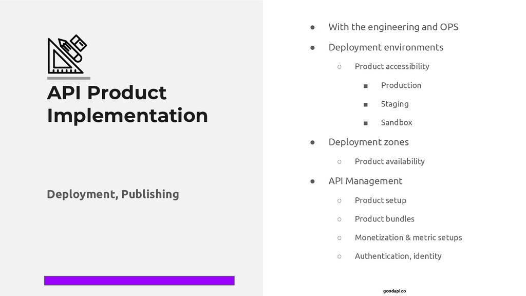 goodapi.co API Product Implementation ● With th...