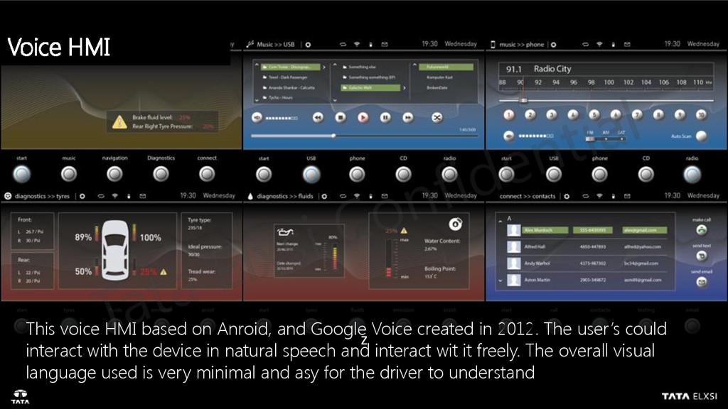 z This voice HMI based on Anroid, and Google Vo...