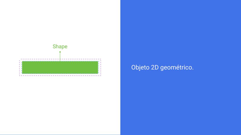 z Shape Objeto 2D geométrico.