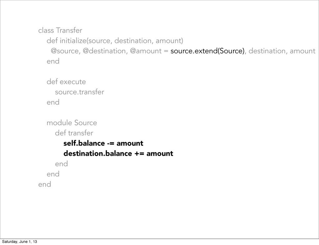 class Transfer def initialize(source, destinati...