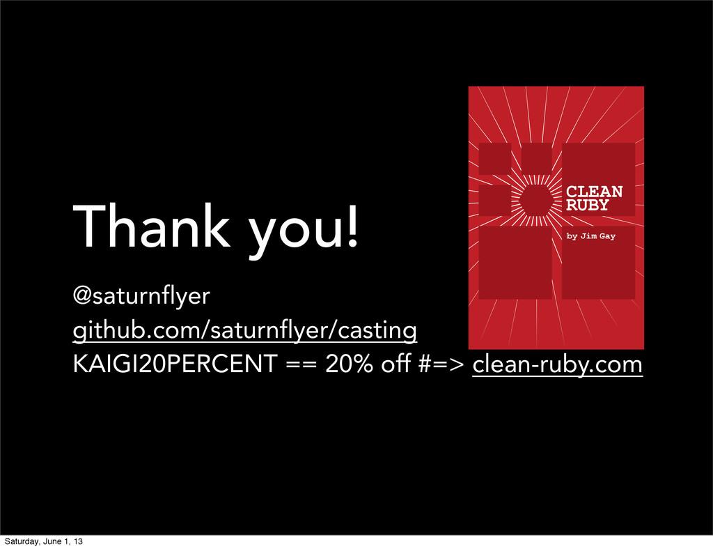 Thank you! @saturnflyer github.com/saturnflyer/...