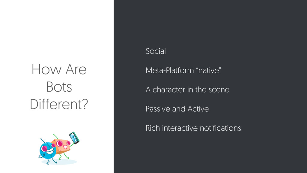 "How Are Bots Different? Social Meta-Platform ""n..."