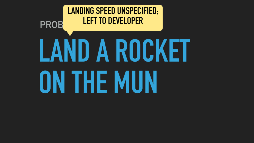 LAND A ROCKET ON THE MUN PROBLEM STATEMENT: LAN...