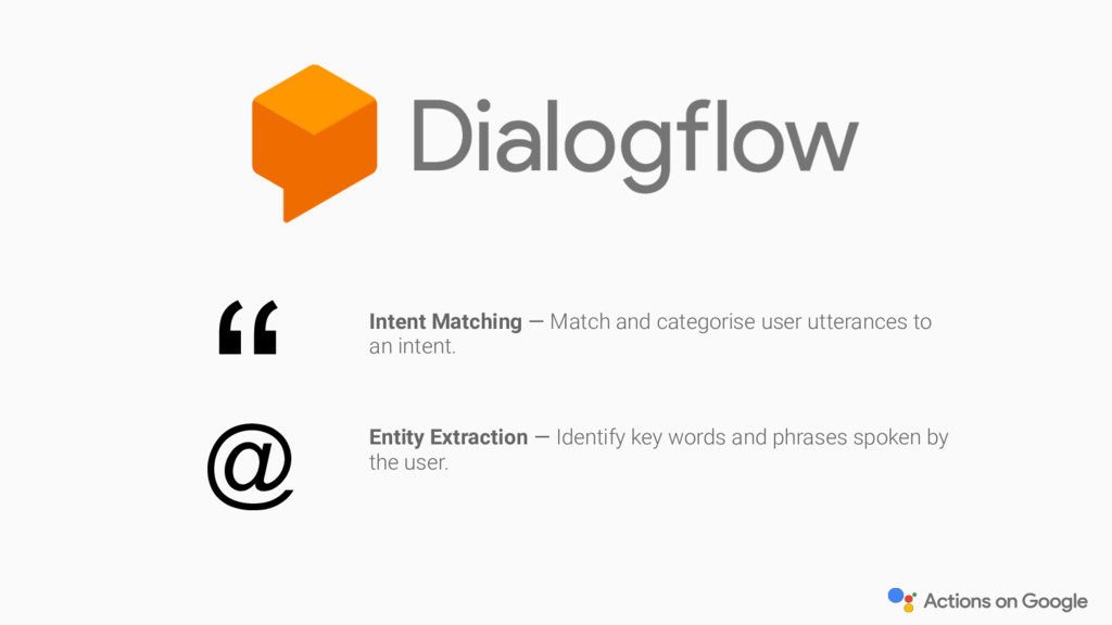 """ Intent Matching — Match and categorise user u..."