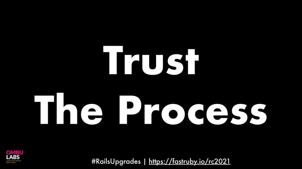 #RailsUpgrades | https://fastruby.io/rc2021 Tru...