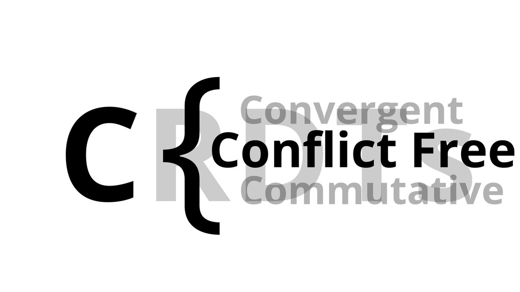 CRDTs C {Convergent Commutative Conflict Free