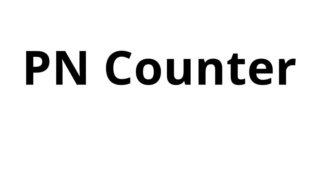 PN Counter
