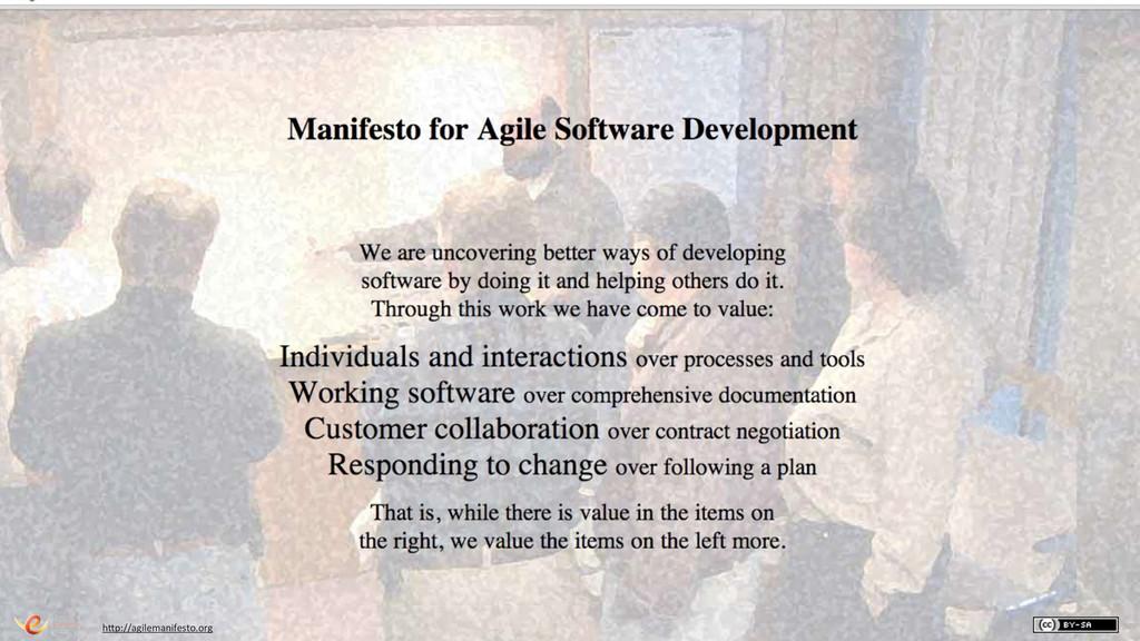 87 h1p://agilemanifesto.org