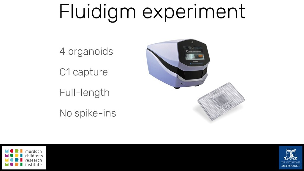 Fluidigm experiment 4 organoids C1 capture Full...