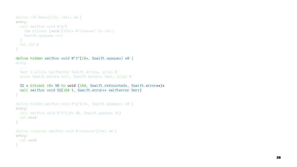 define i32 @main(i32, i8**) #0 { entry: call sw...