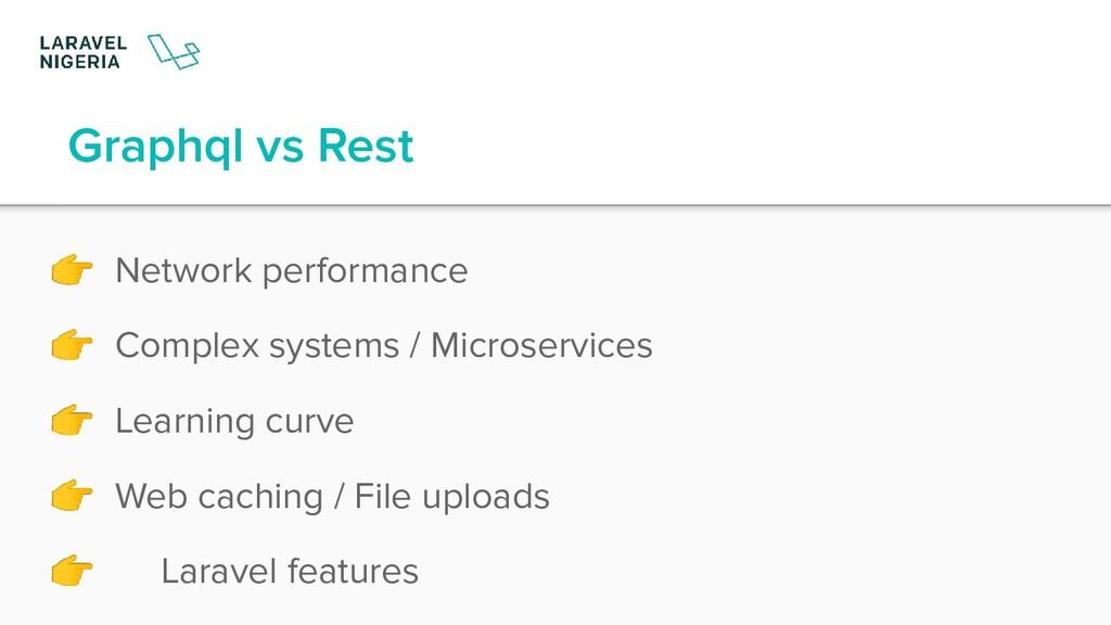 Graphql vs Rest  Network performance  Complex s...