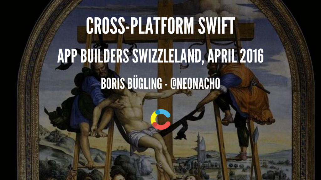 CROSS-PLATFORM SWIFT APP BUILDERS SWIZZLELAND, ...
