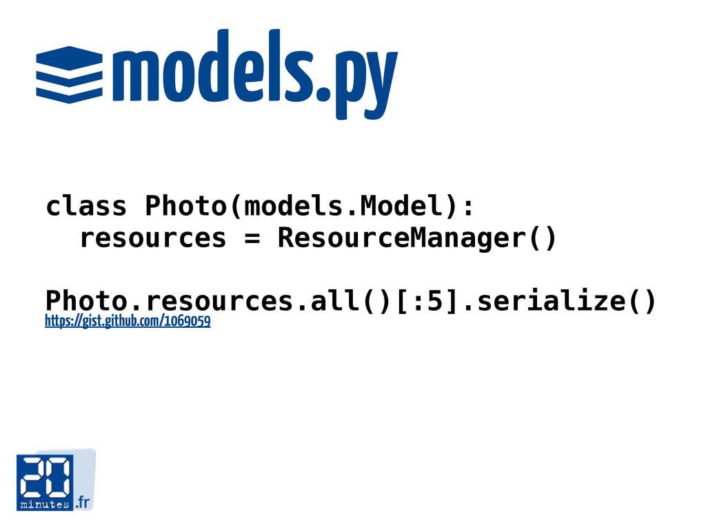 models.py  class Photo(models.Model): resource...