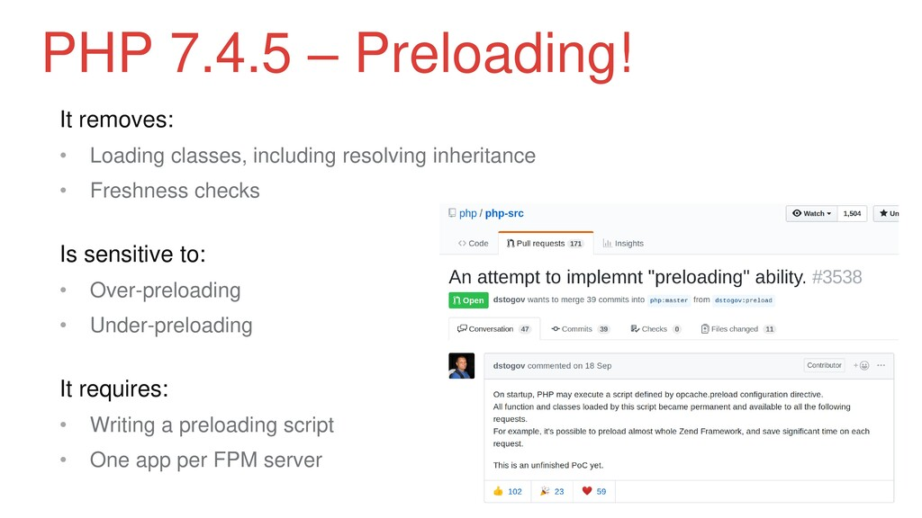 It removes: • Loading classes, including resolv...