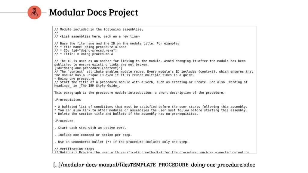 Modular Docs Project [...]/modular-docs-manual/...