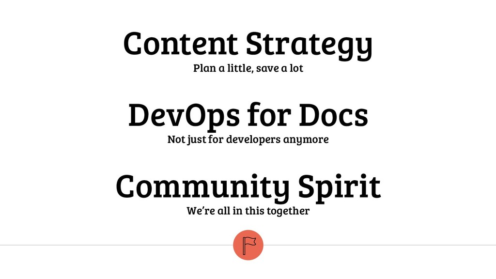 Content Strategy Plan a little, save a lot Comm...
