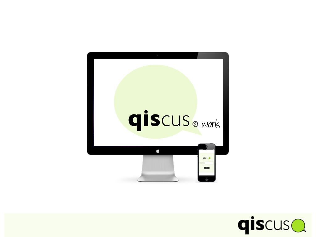 qiscus@ work