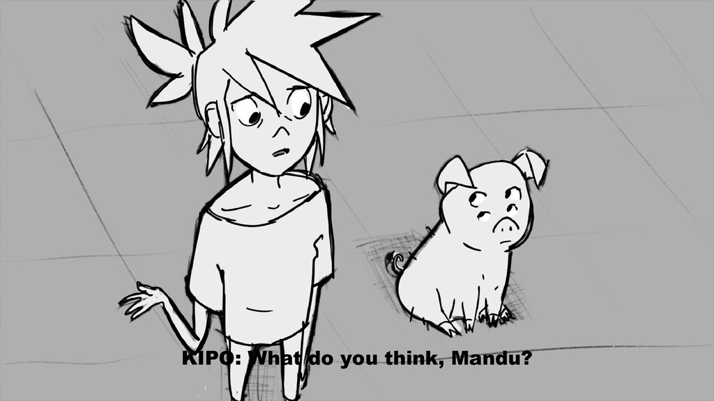 KIPO: What do you think, Mandu?