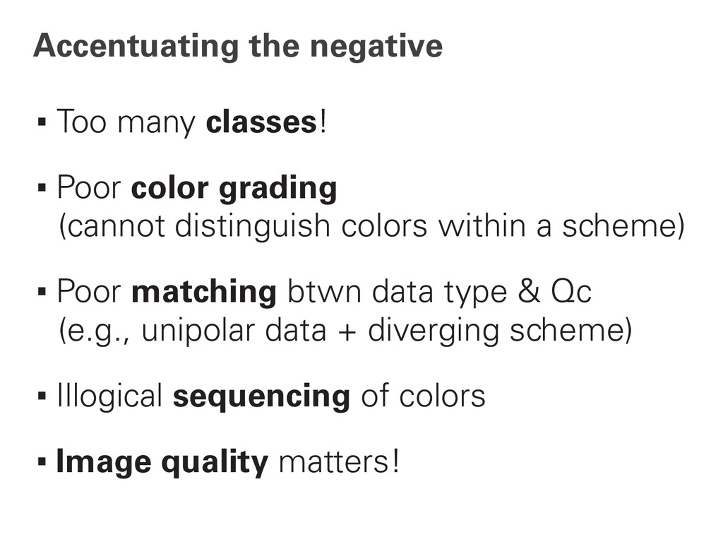 Accentuating the negative ∙Too many classes! ∙P...