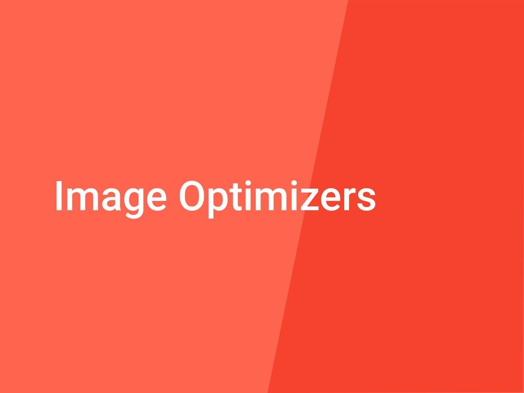 Image Optimizers