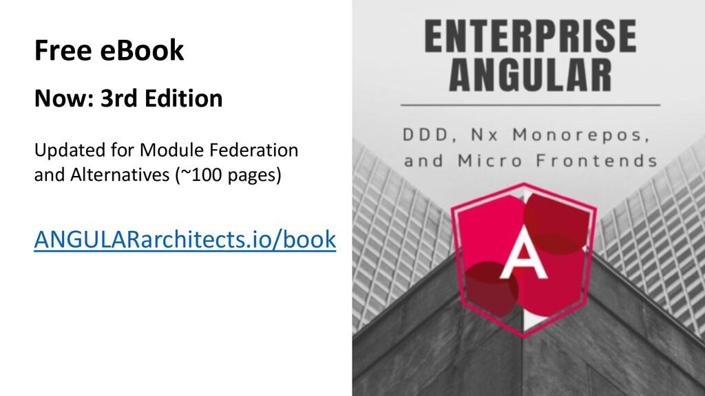 @ManfredSteyer Free eBook Now: 3rd Edition ANGU...