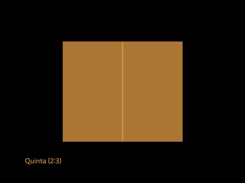 Quinta (2:3)