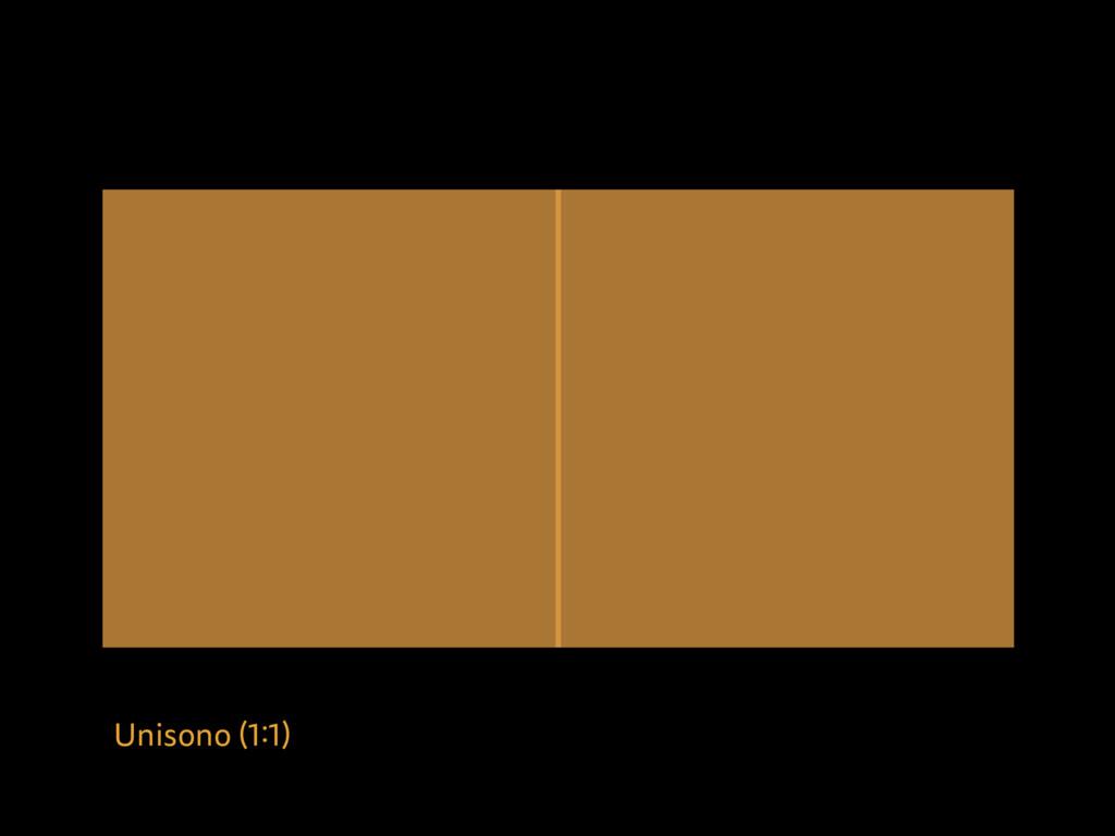 Unisono (1:1)