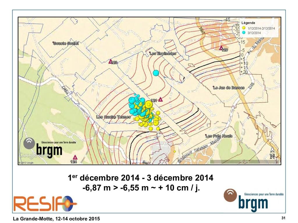 31 La Grande-Motte, 12-14 octobre 2015 1er déce...