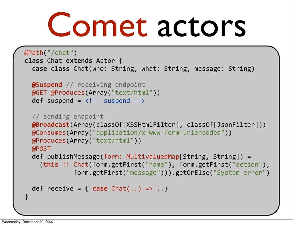 """@Path(""""/chat"""") classChatextendsActor{ cas..."""