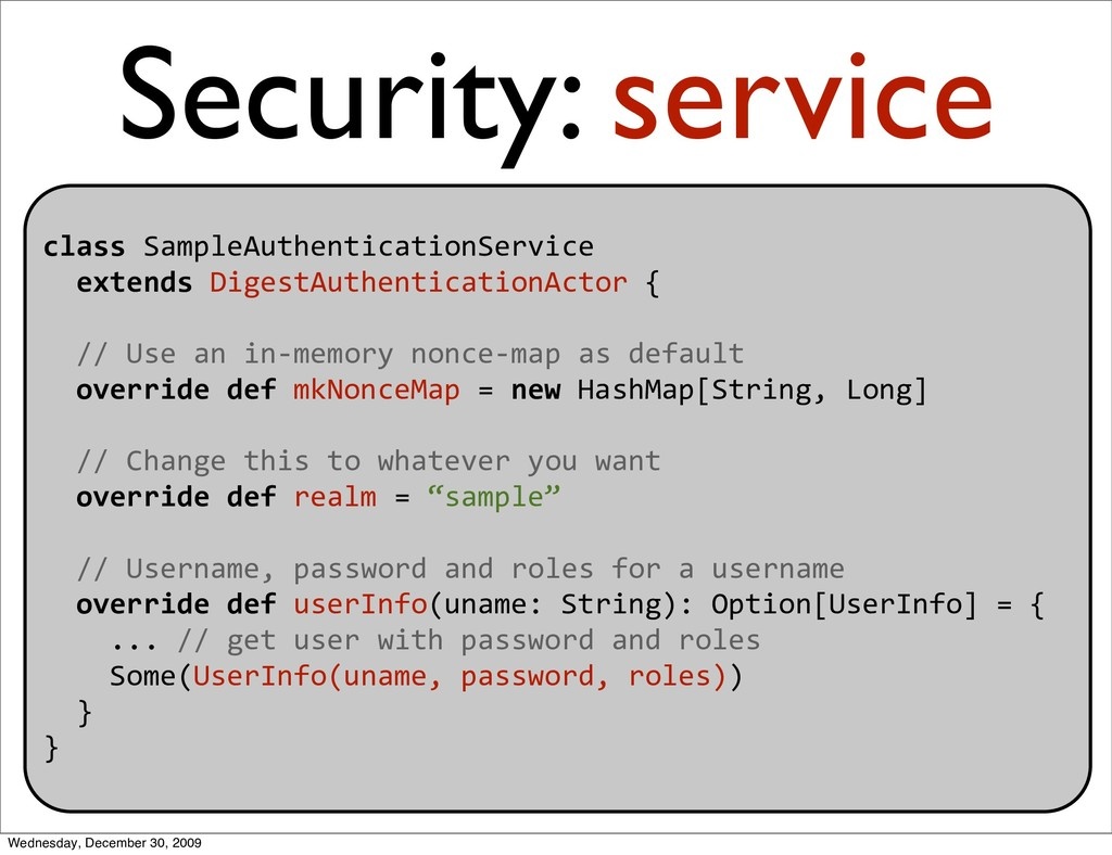classSampleAuthenticationService extendsDi...