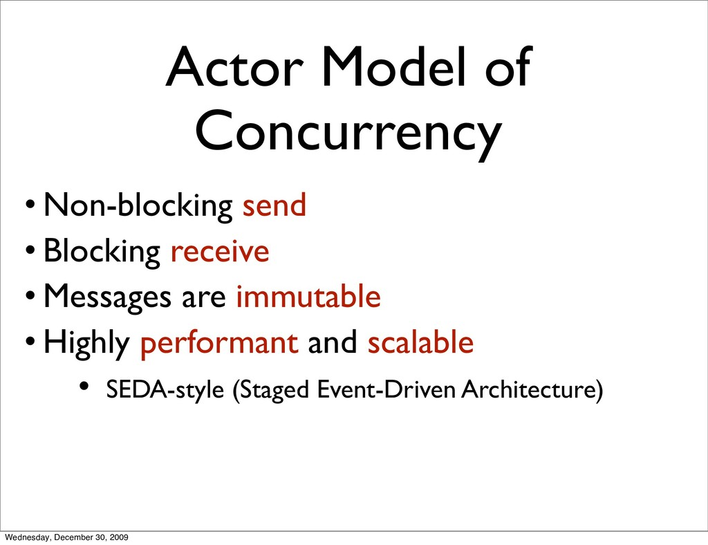 • Non-blocking send • Blocking receive • Messag...