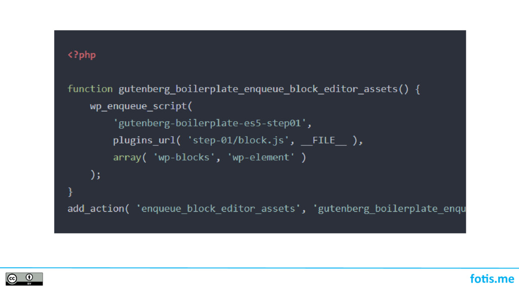 foti.me PHP Βασικές δηλώσεις enqueue_block_edit...