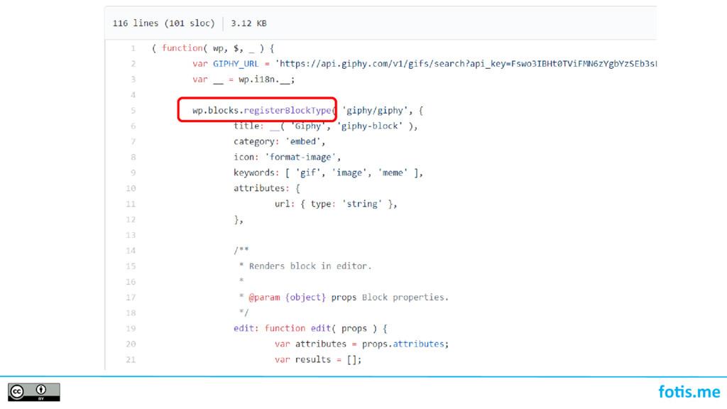 foti.me Αρκετή Javascript block.js