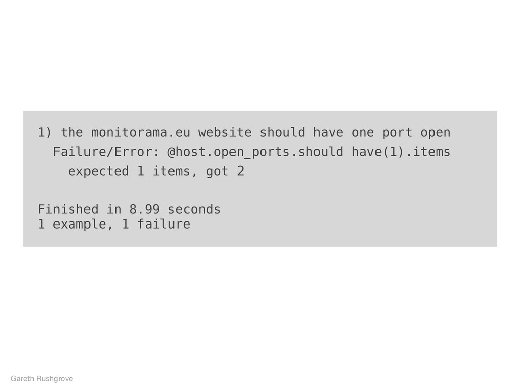 1) the monitorama.eu website should have one po...
