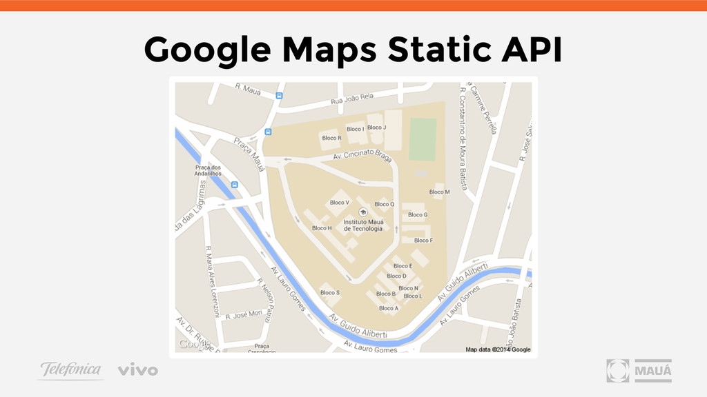 Google Maps Static API