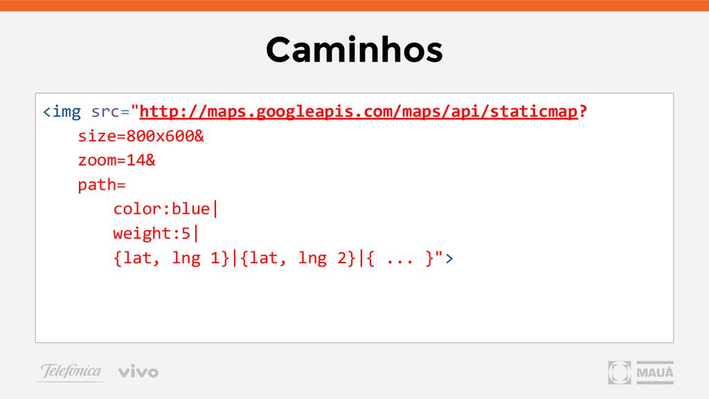 """Caminhos <img src=""""http://maps.googleapis.com/m..."""