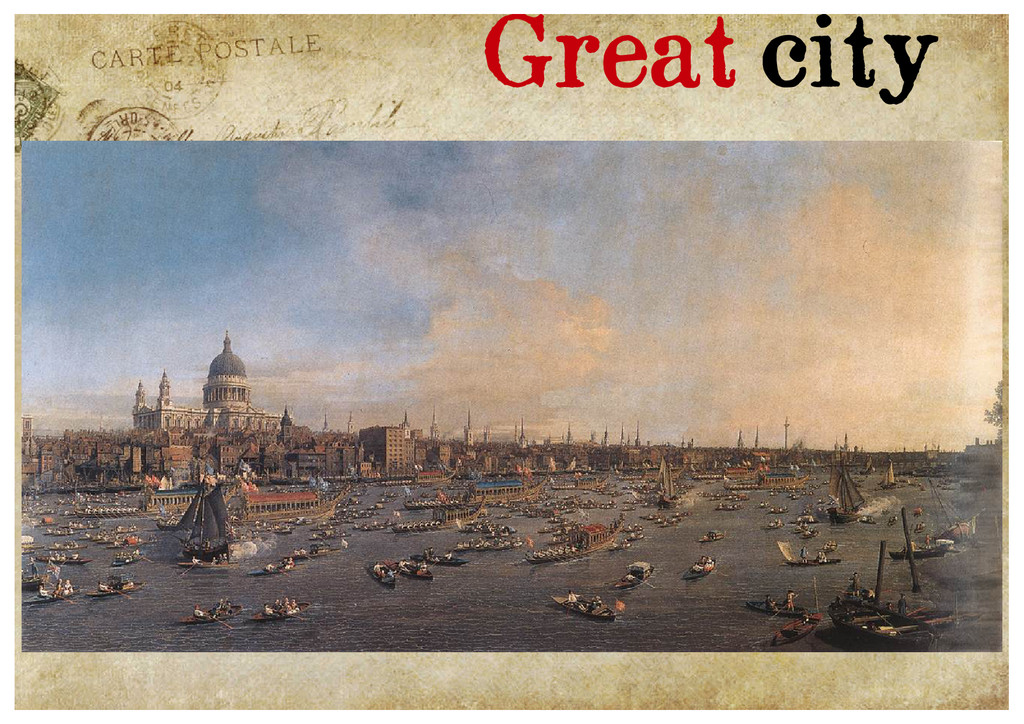 Great city