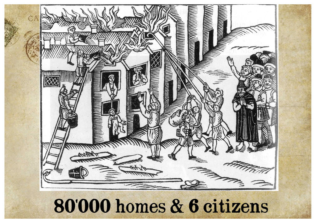 80'000 homes & 6 citizens