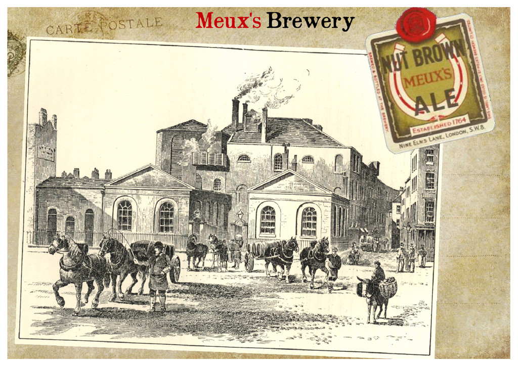 Meux's Brewery