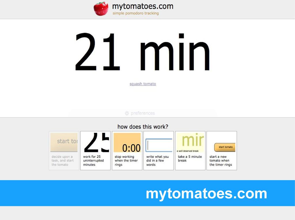 mytomatoes.com