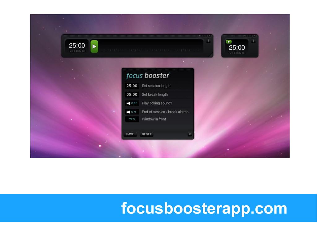 focusboosterapp.com