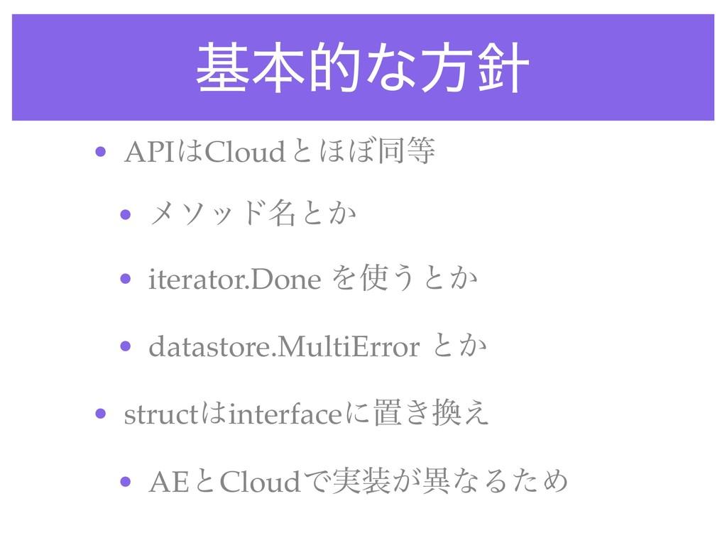 جຊతͳํ • APICloudͱ΄΅ಉ • ϝιου໊ͱ͔ • iterator.Do...