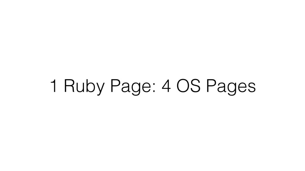 1 Ruby Page: 4 OS Pages