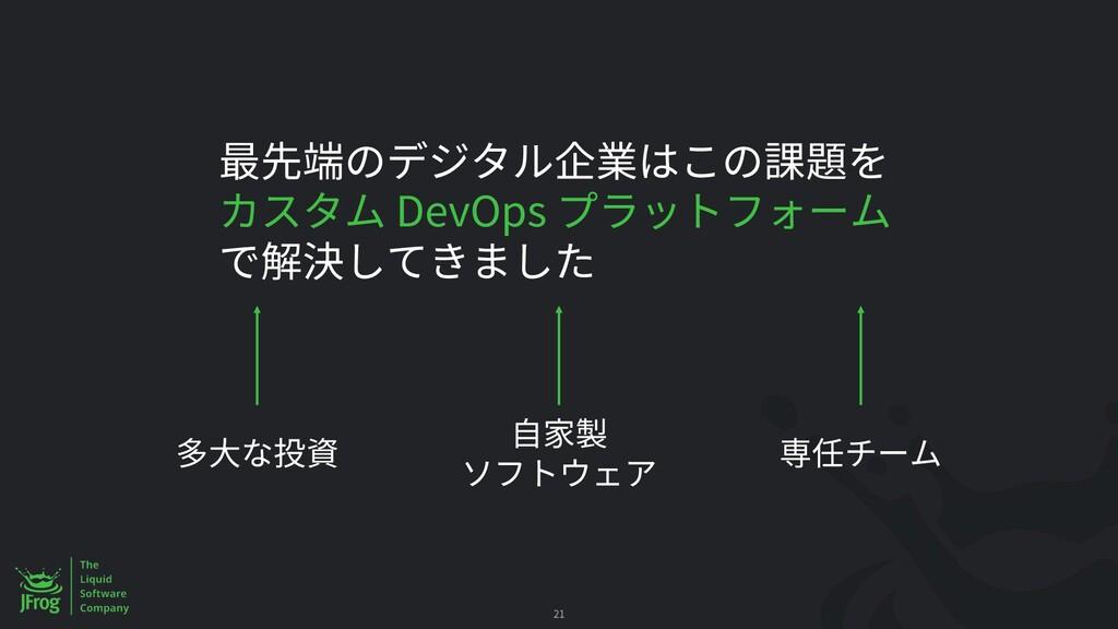 21 DevOps