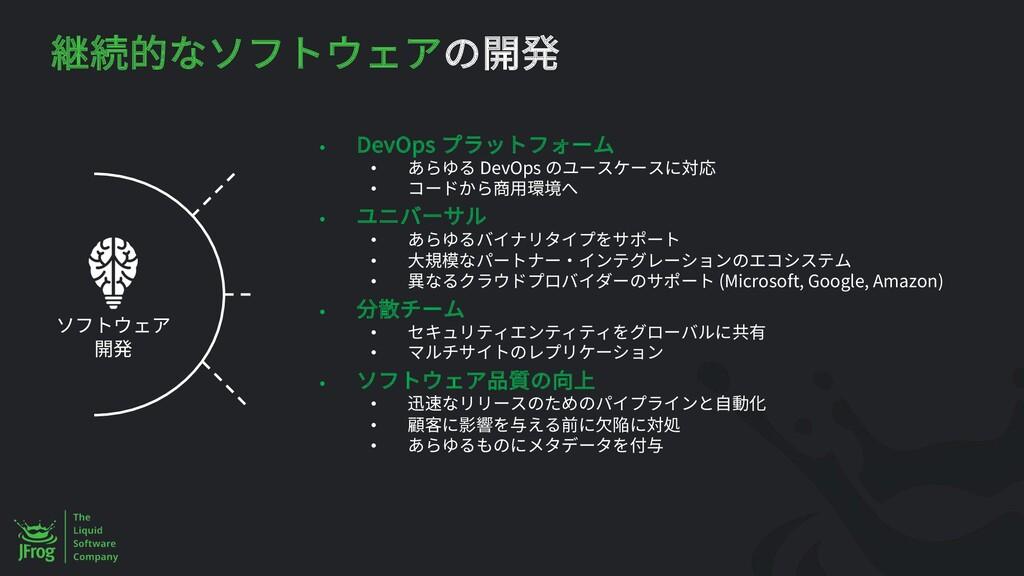 DevOps • DevOps • • • • (Microsoft, Google, Ama...