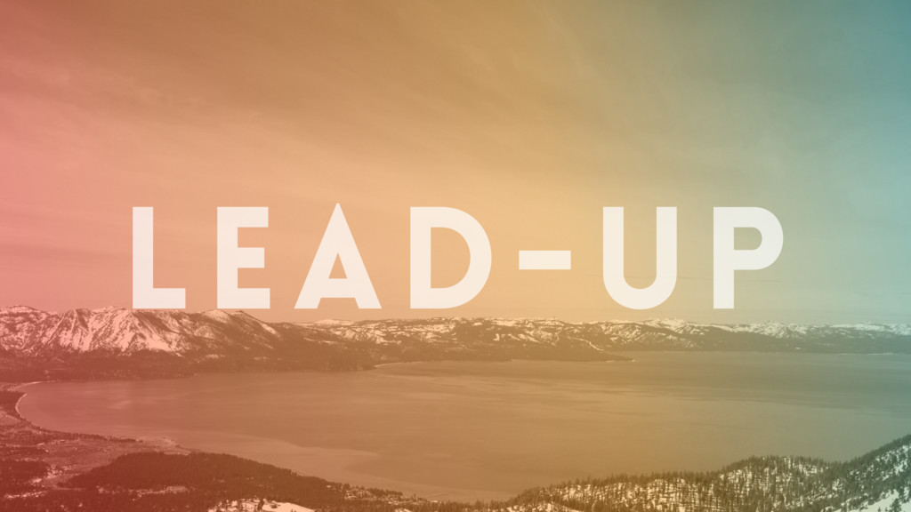 LEAD-UP