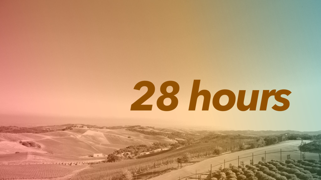 28 hours