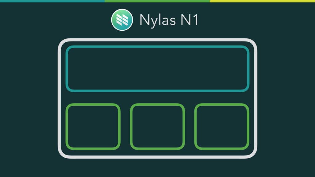 Nylas N1